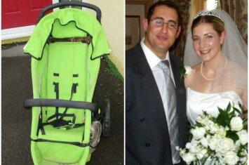 Kaip seną ir netikusį vežimėlį parduoti už 200 tūkst.