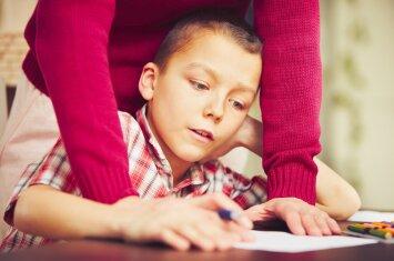 25 klausimai, kuriuos verta užduoti vaikui
