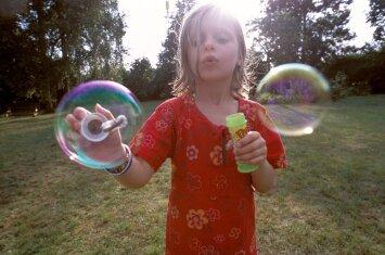Vaikų vasaros stovyklos įkandamos toli gražu ne visoms šeimoms