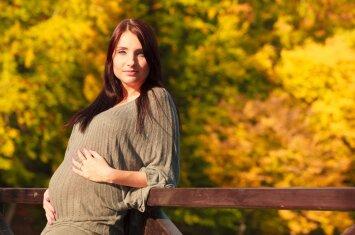 24 nėštumo savaitė: būsimasis vaikelis girdi išorės garsus