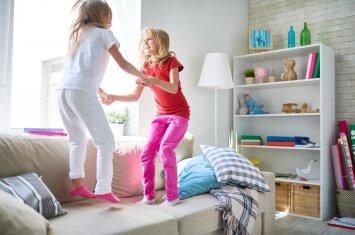 Į svečius ateina vaiko draugai: ką svarbu žinoti tėvams