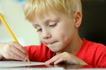 Kaip paruošti būsimą pirmoką mokyklai