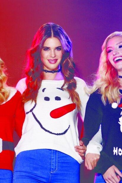 KONKURSAS BAIGTAS. Pasitik Kalėdas su Tally Weijl: laimėk šventinių drabužių rinkinius!