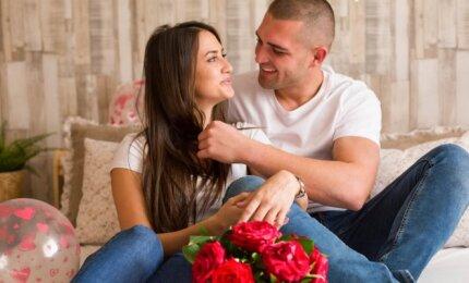 Pasidalinkite savo Valentino dienos istorija.