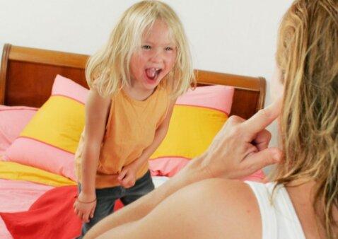 Kodėl vaikui būtinos ribos: interviu su psichologe