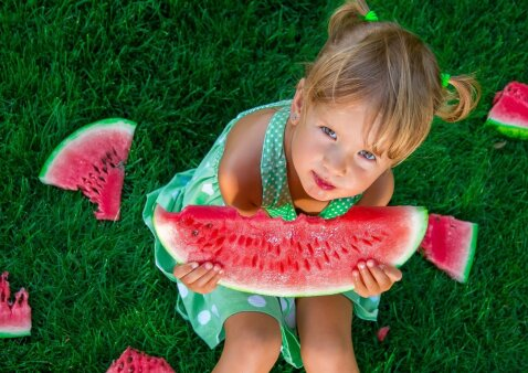 10 svarbiausių vaikų mitybos principų