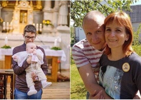 Kūrybingoji dviejų vaikų mama Rasa iš Kauno už išlaisvintą talentą dėkoja savo vyrui