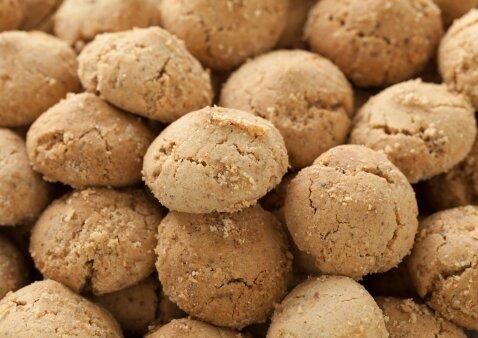 Metų atradimas: žaibiškai pagaminami sausainiai iš 3 produktų