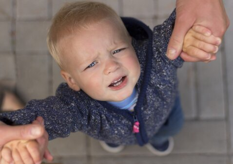 Tomas Lagūnavičius: už kaprizų slepiasi nepatenkinti vaiko troškimai