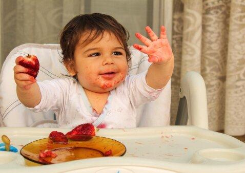 Vaiką atakuoja alergija: svarbu žinoti
