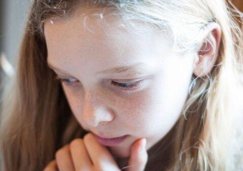 Penki požymiai, kad su jūsų vaiku kažkas yra ne taip