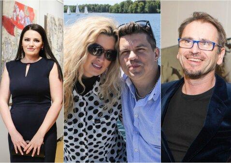 Lietuvos garsenybės, kurias 2016 metais aplankė gandras