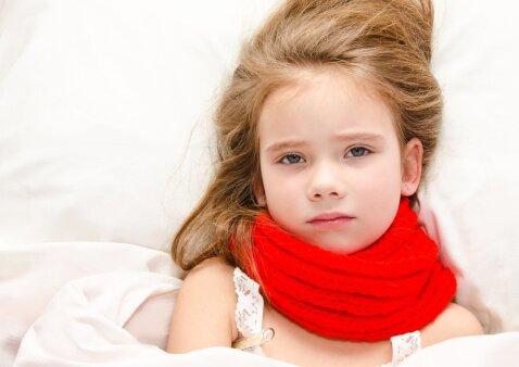 3 pagrindiniai vaikų peršalimo simptomai ir kaip juos įveikti