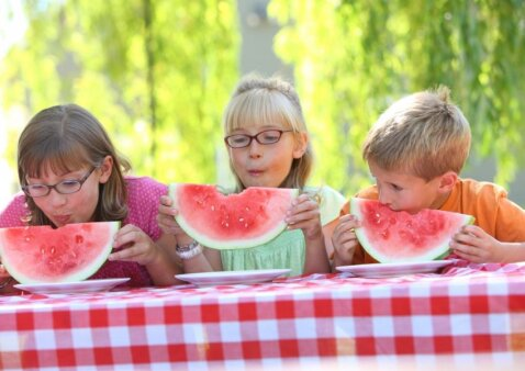 Nevalgus vaikas: paprasti, bet ne prasti problemos sprendimo būdai