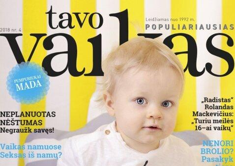 """Skaityk TAVO VAIKĄ ir laimėk dovanų! BALANDIS <sup style=""""font-family: yui-tmp;"""">(Rezultatai)</sup>"""