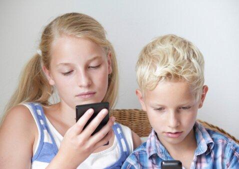 5 edukacinės programėlės telefonuose vaikams