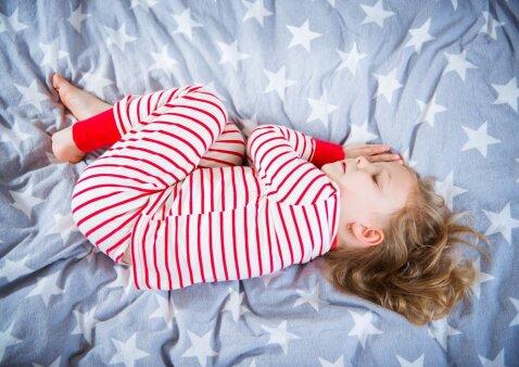 Miego problemų specialistė: kiek turi miegoti skirtingo amžiaus vaikai