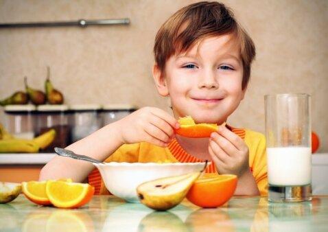 Kokių pusryčių nori vaikai, o kokie iš tiesų būtų naudingi