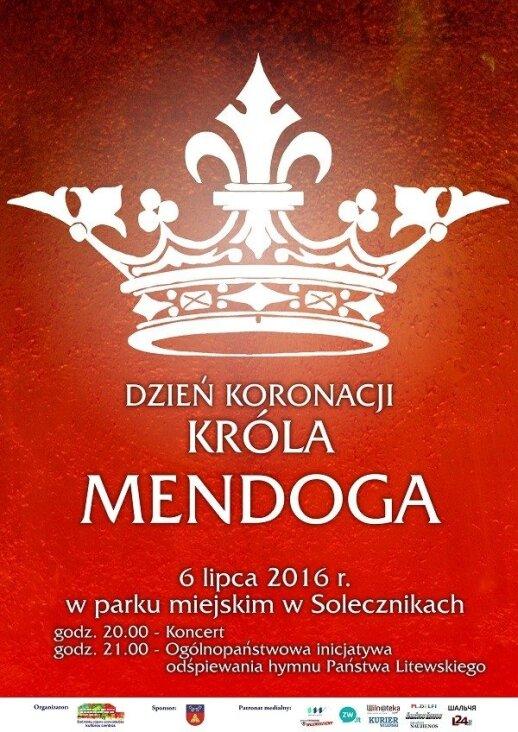 Dzień Koronacji Króla Mendoga w Solecznikach