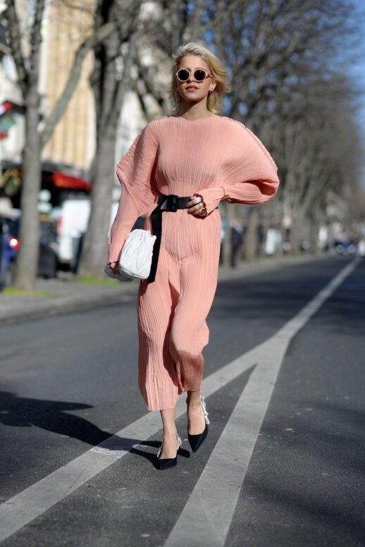 Paryžiaus gatvės mada