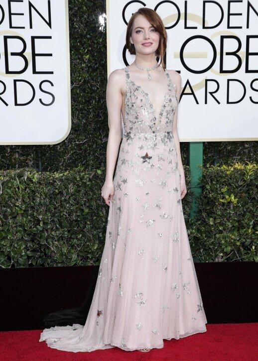 Aktorė Emma Stone
