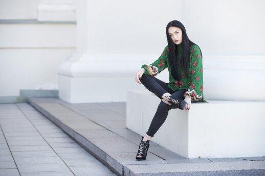 Simona Nainė ir 3 pavasario stiliaus iššūkiai