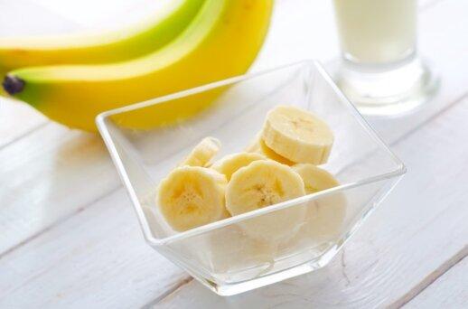 """Banano savybės, apie kurias žinome ne visi <span style=""""color: #ff0000;""""><sup>+3 receptai</sup></span>"""