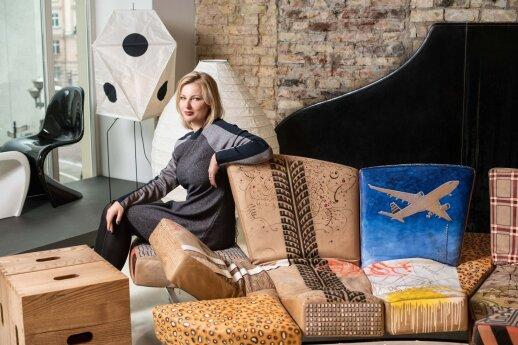 Interjero dizainerė L. Giržadė: jaukumas – tai ne mažmožiai lentynose. Kas iš tikrųjų kuria jaukumą?