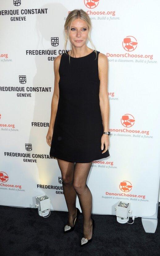 Aktorė Gwyneth Paltrow