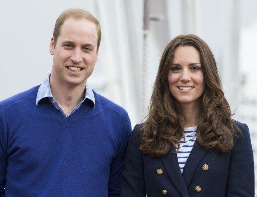 """Princo Williamo žodžiai užminė mįslę apie šeimos pagausėjimą <sup style=""""color: #ff0000;"""">FOTO</sup>"""