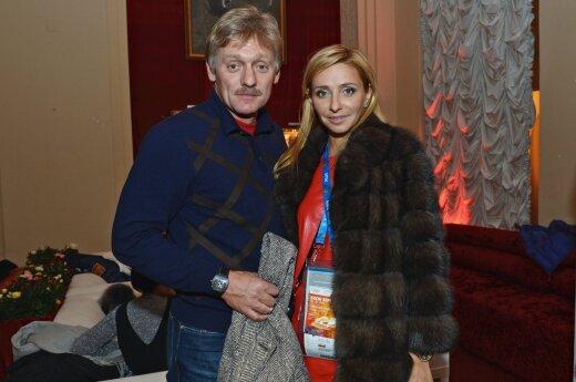 Tatjana Navka Dmitrijus Peskovas