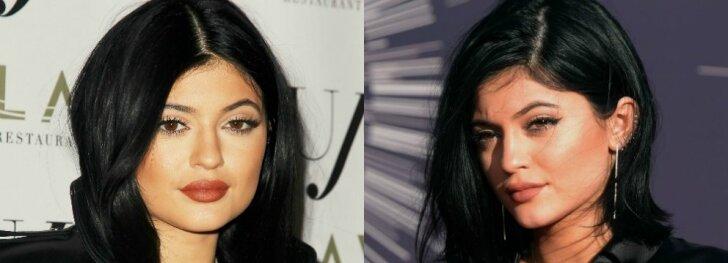 Pasipūtėlė? Kylie Jenner save prilygino vienai garsiausių įžymybių