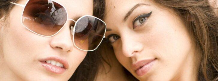 dvi merginos