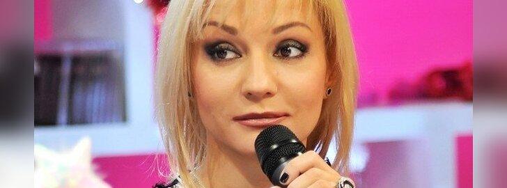 Булановой учинили допрос в аэропорту