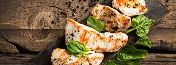 Priežastys, kodėl reikėtų valgyti kalakutieną (+ sveikas receptas)