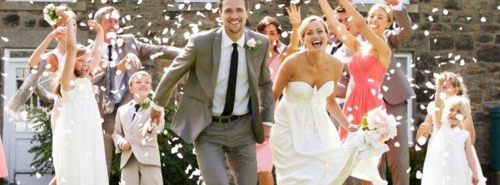 Merginų išpažintys: košmaras, kokios vestuvės!