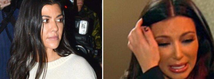 Namų tvarkytojos  paviešino Kardashian  paslaptis: kokios iš tiesų yra seserys ne prieš kameras