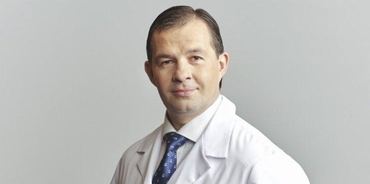 Chirurgas Darius Jauniškis: artroskopinės operacijos - nepakeičiama pagalba traumų atveju