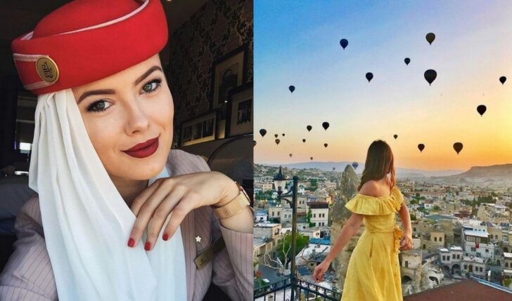 Didžiulę sekėjų armiją turinti lietuvė Brigita save atrado danguje: darbas prestižinėse oro linijose suteikė tai, apie ką paauglystėje net nesvajojo (FOTO)