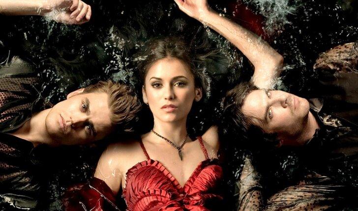 """""""Vampyrų dienoraščių"""" fanus pasiekė žinia, kuri privers išsitraukti nosinaites (FOTO)"""