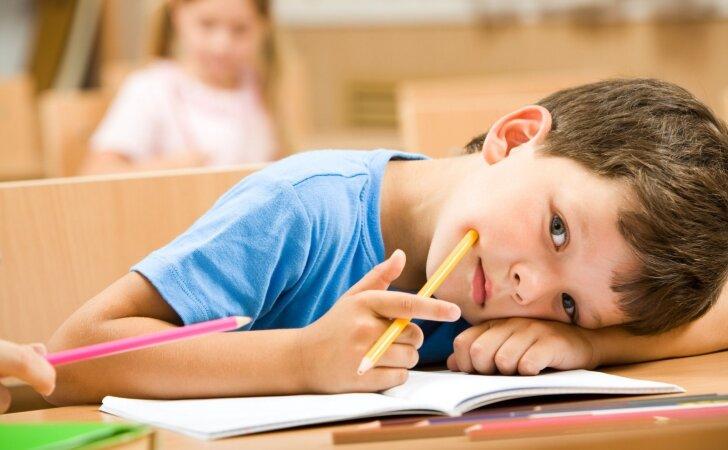 Vaikui sunku susikaupti: priežastis gali būti netikėta