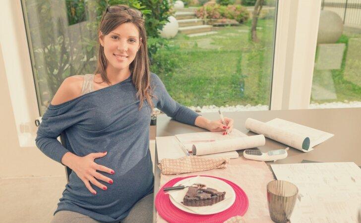 11 nėštumo savaitė: būsimai mamai padidėja apetitas