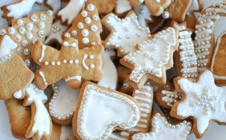 Kepame kalėdinius meduolius – be jų į namus neateis šventės