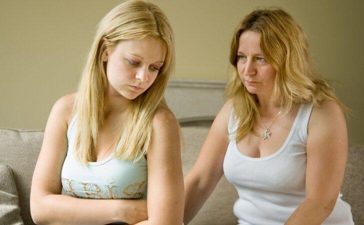 Gydytoja V. Mačionienė: kaip su vaikais kalbėti apie lytinį gyvenimą?