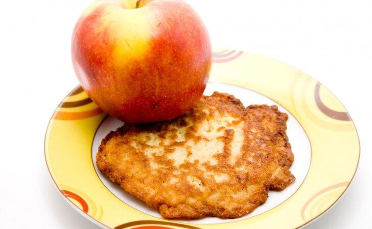 Idealūs blynukai pusryčiams ir vakarienei