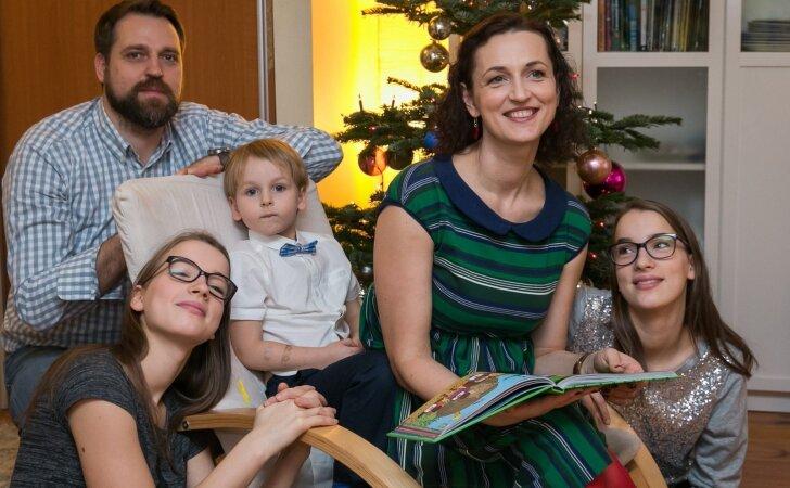 Išsigelbėjimas užimtiems tėvams: žinomų žmonių patarimai šventėms