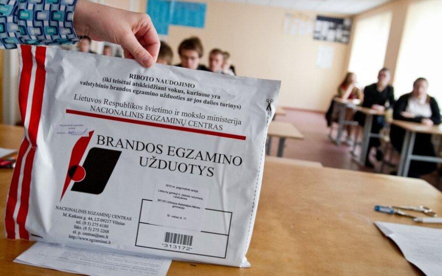 В Литве узаконены облегченные правила экзамена по литовскому языку