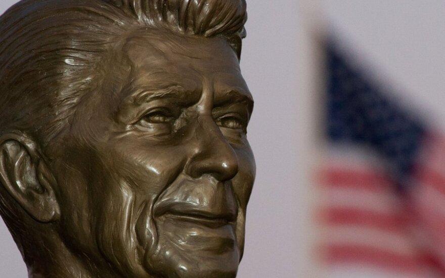 Ronaldo Reagano paminklas