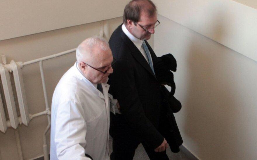 Viktoras Uspaskichas išleidžiamas iš ligoninės