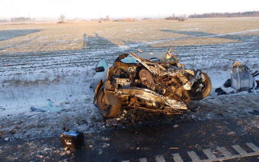На Via Baltica произошло трагическое ДТП